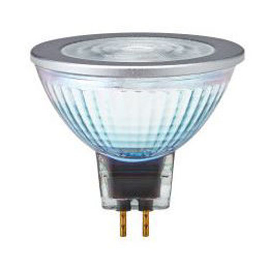 Picture of Osram LED Superstar MR16 6W 12V GU5.3 Dimmable Reflector Lamps (Sold as 10)