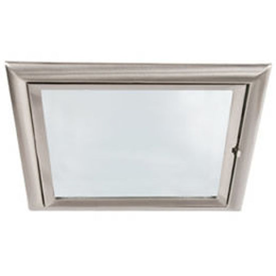 Picture of Twin 18W Fluorescent Fixed Square Downlight