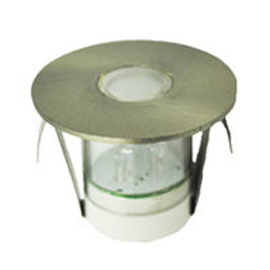 Picture of Round LED Deck Light Kit (White or Blue colour)
