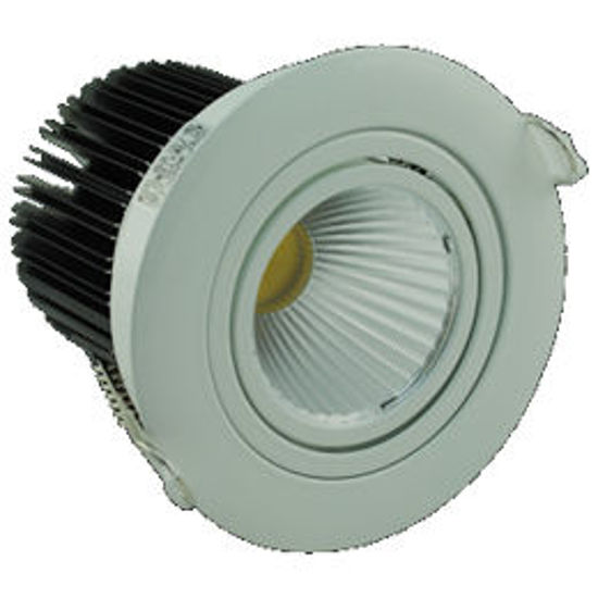 Picture of 12W LED Non-Dimmable Downlight Kit (Sold as 10)