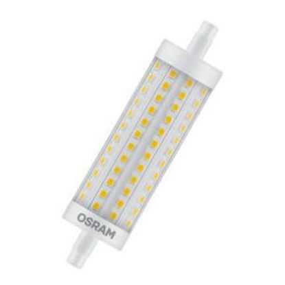 Picture of Osram LED STAR LINE R7S 240V Non Dimmable Lamps (Sold as 9)