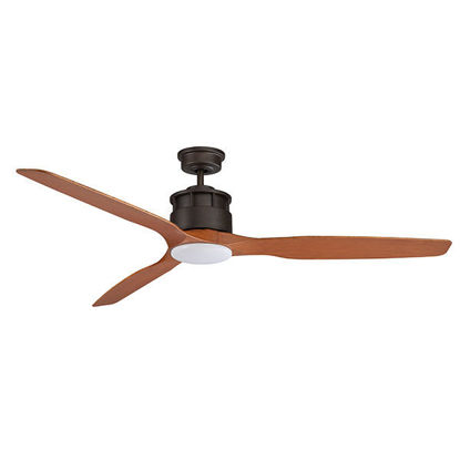Picture of Martec Governor 1500mm 3 Blade Ceiling Fan with 15w Tricolour LED Light